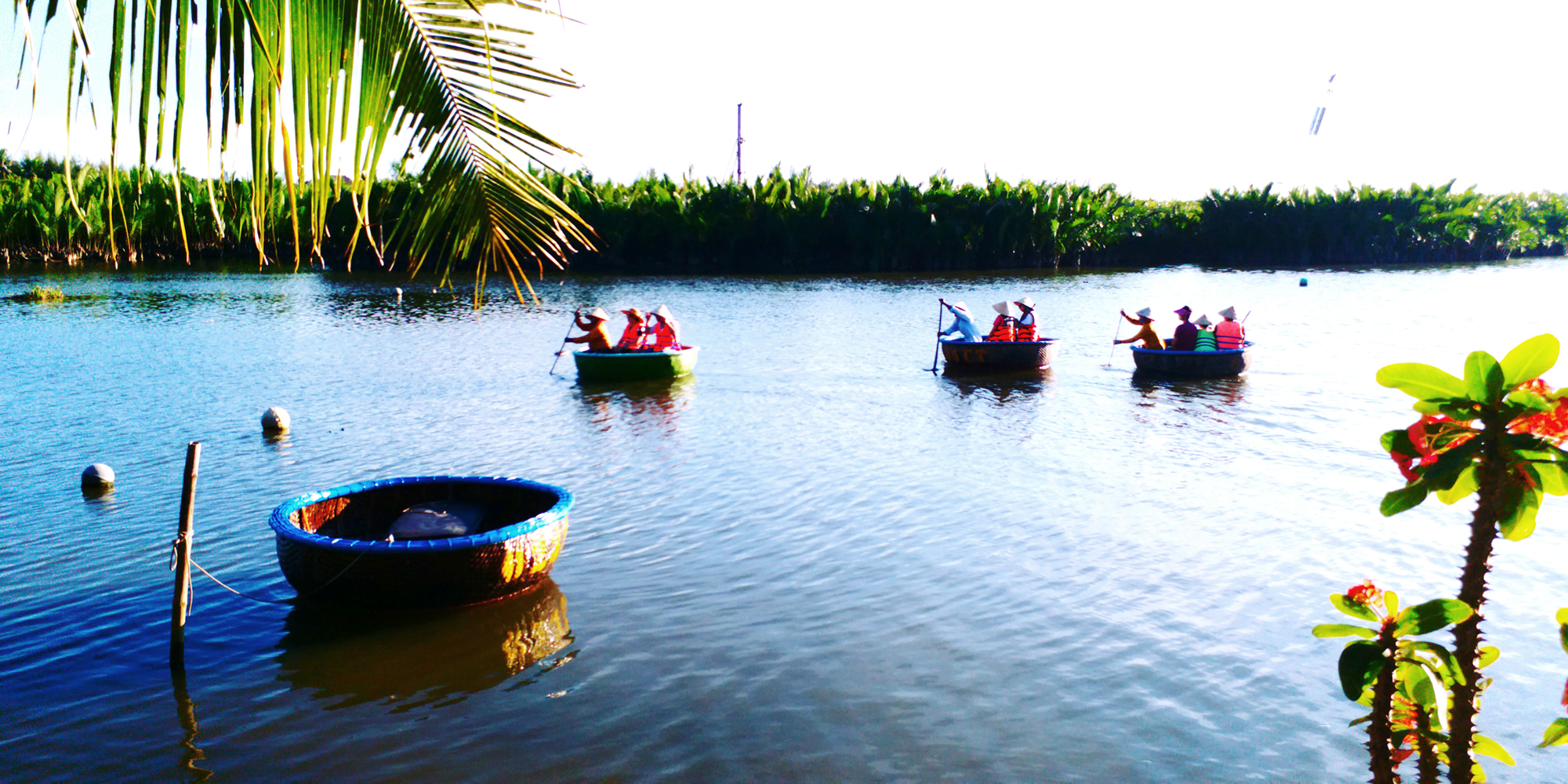 3. Experience Eco Fishing Village ( Small Group Bike Tour)