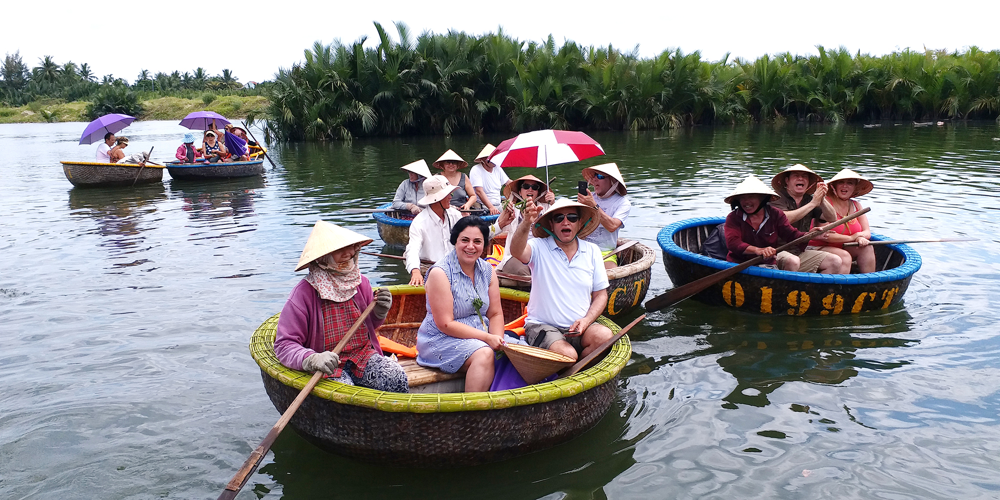 2. Basket Boat, Fishing and Cooking Experience